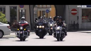 1. Haselbacher Harley Treffen