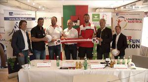 Sport-Event der Superlative! Euro 2016 in Grieskirchen - die größte Faustball-EM aller Zeiten
