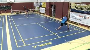 2. Badminton Bundesliga: BC Alkoven – UBC Vorchdorf