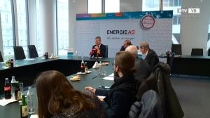 Zukunftsstrategie - der Neue an der Spitze der Energie AG