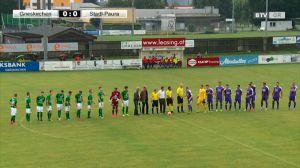 FB: RL Mitte: SV Pöttinger Grieskirchen – ATSV Stadl-Paura