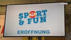 Sport & Fun im Jubiläumsjahr der Messe Ried