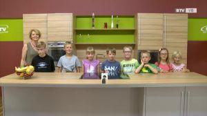 Kinder machen Fernsehen – der Ferienspaß Gampern zu Besuch im BTV-Studio