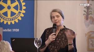 5 vor 12 - Klimaexpertin Helga Kromp-Kolb referierte in Gmunden