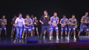 Basketball meets Musical - die Basket Swans auf neuer Mission