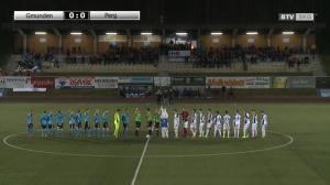 FB: OÖ-Liga: SV Gmundner Milch – Perg