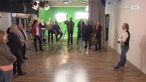 Die Kiwanis Gmunden zu Gast im BTV Studio Vöcklabruck