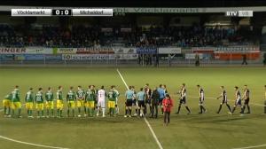 FB: OÖ Liga: Union Volksbank Vöcklamark  – SV Micheldorf