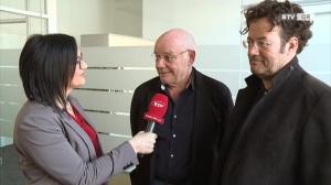 Musiksommer: Wolfgang Böck & Peter Gillmayr im Gespräch
