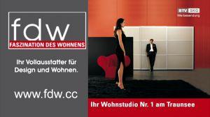 """FDW – """"Die Traunseeküche vom FDW Wohnstudio"""""""