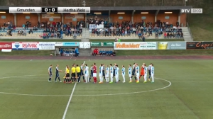 FB: OÖ-Liga: SV Gmundner Milch - WSC Hertha Wels
