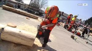 Forstwettbewerb – Landjugend Wendling
