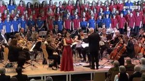 Chor & Orchesterkonzert der NMMS Lambach und LMS Stadl-Paura