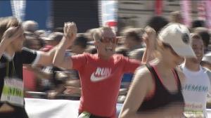 Der 16. Linz Marathon war ein Laufereignis!