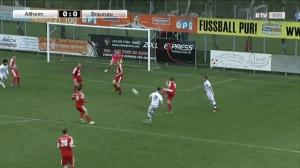 FB: BTV LLW: SK Altheim - FC Braunau