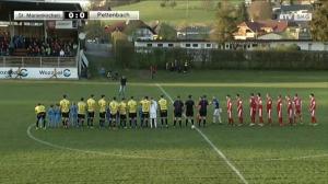 FB: Baunti Landescup: ASV St. Marienkirchen - Union Pettenbach