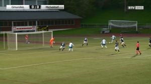 FB: OÖ Liga:  SV Gmundner Milch - SV Micheldorf