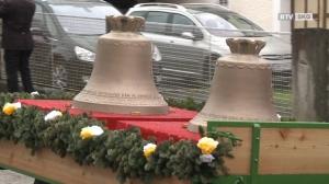 Glockenweihe in Gmunden
