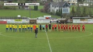FB: Spiel der Runde BTV Bezirksliga Süd: Union Neukirchen/Puchkirchen – ASKÖ Vorchdorf