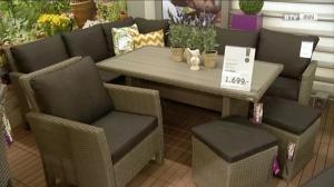 Welche Gartenmöbel sind im Trend?