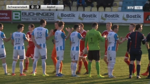 FB: BTV LLW: SC Schwanenstadt – FC Andorf