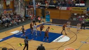 Basketball: Swans Gmunden - Klosterneuburg Dukes