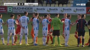FB: BTV Landesliga West: SC Schwanenstadt08 - FC Andorf
