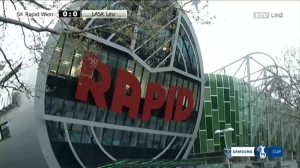 FB: Samsung Cup: SK Rapid Wien - LASK Linz