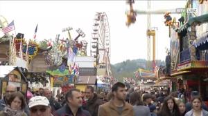 O`zapft is! Der Urfahraner Markt feiert 200. Geburtstag