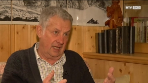 Dr. Walter Rieder - Dialektforscher aus Ebensee