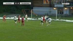 FB: Spiel der Runde BTV Bezirksliga SÜD: Vorchdorf – Gunskirchen