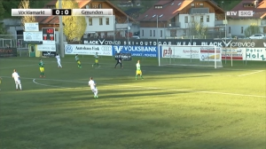 FB OÖ-Liga: Union Volksbank Vöcklamarkt - SV Gmundner Milch