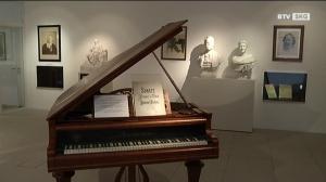 Ausstellungseröffnung im K-Hof: Johannes Brahms und die Familie Miller-Aichholz