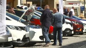 BTV Automesse – Neuheiten der Autohändler