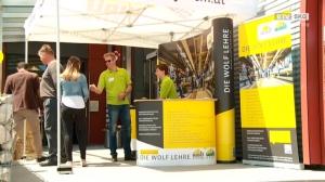 WOLFühlen am Tag des Fertighauses in Scharnstein!
