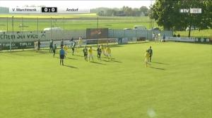 FB: BTV Landesliga West: Viktoria Marchtrenk - FC Andorf