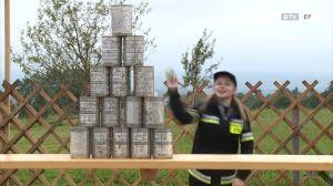 Aufregendes Bezirksjugendlager der Feuerwehren