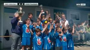 Sparkasse Schülerliga Bezirksfinale in Hofkirchen/Trattnach