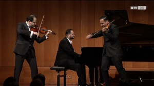 Konzert des Janoska-Ensembles