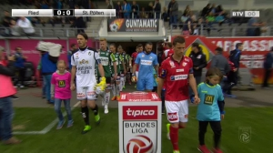 FB: Tipico Bundesliga: SV Guntamatic Ried - SKN St. Pölten