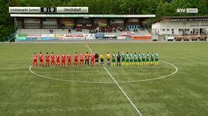 FB: Spiel der Runde: BTV Bezirksliga Süd: Union Volksbank Vöcklamarkt Juniors - AKSÖ Vorchdorf