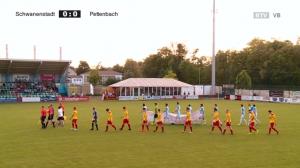 FB: BTV Landesliga West: SC Schwanenstadt - Union Pettenbach