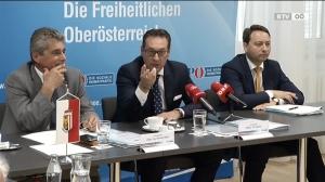 FPÖ berät über interne Themenfragen
