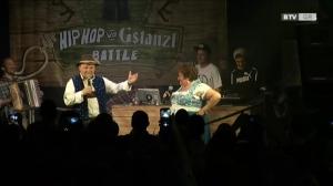 Hip Hop versus Gstanzl in Aistersheim