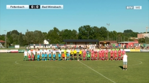 FB: BTV Landesliga West: Union Pettenbach - SK Bad Wimsbach