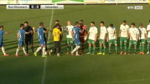 Baunti Landescup:  SK Bad Wimsbach – SV Gmundner Milch