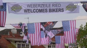 Harley Davidson Charity-Tour machte halt in Ried