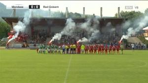 FB: BTV Bezirksliga Süd: Union Mondsee – SV Bad Goisern