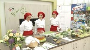 BTV Gartenschauküche Kremsmünster: Heimische Kräuter