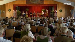 """""""Die Tanzgeiger"""" beim 23. Tostmann Charity-Event in Seewalchen"""